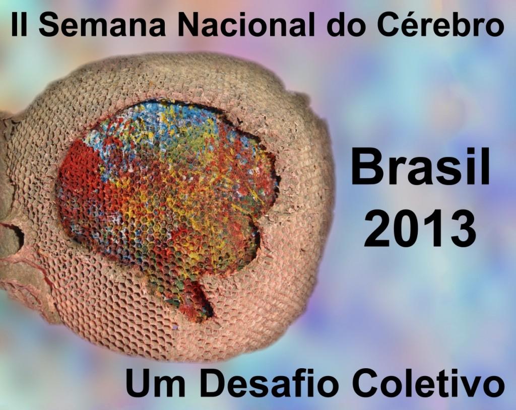 II Semana Nacional do Cérebro de 11 a 17/03/2013